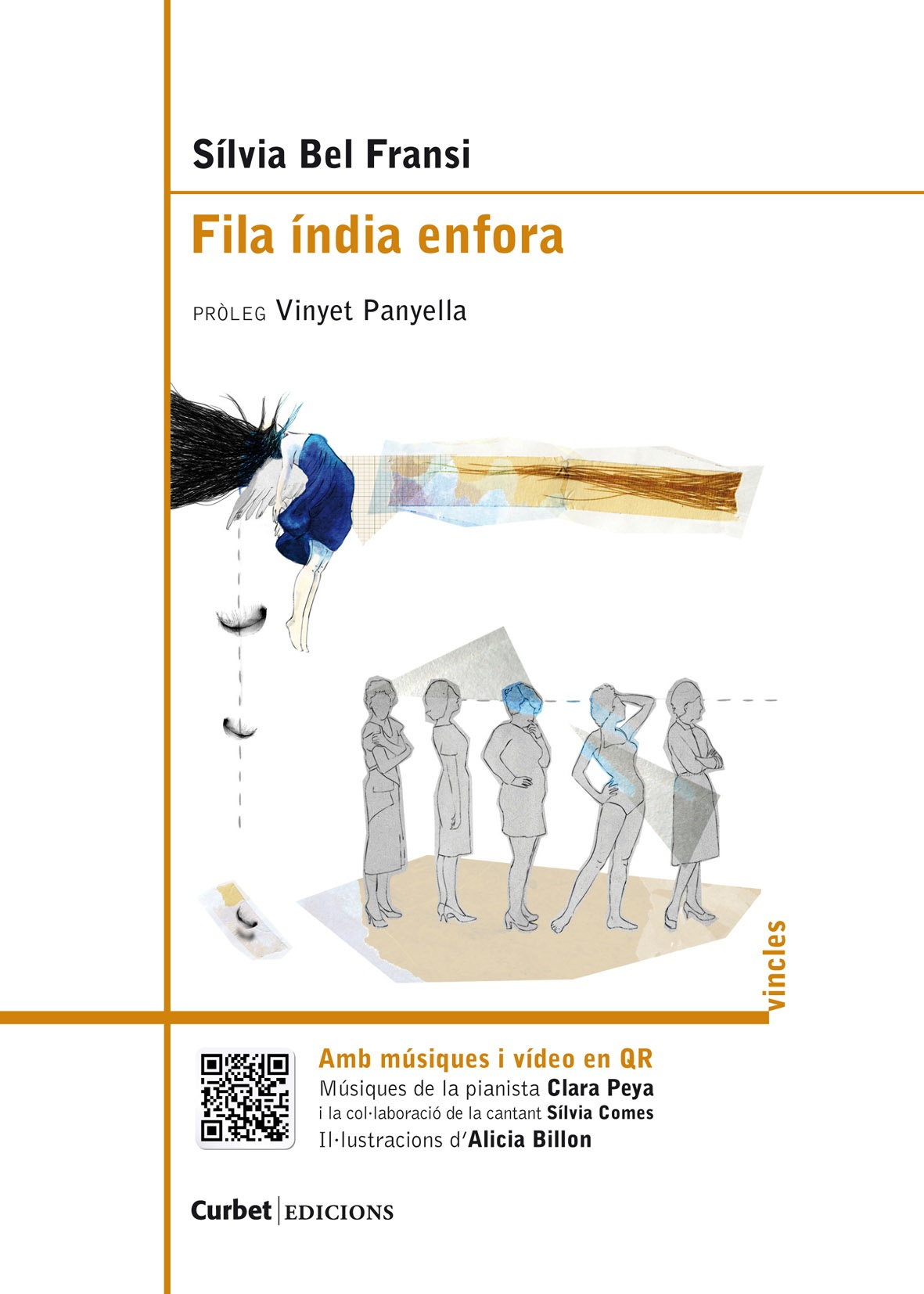 Festa presentació Fila índia enfora